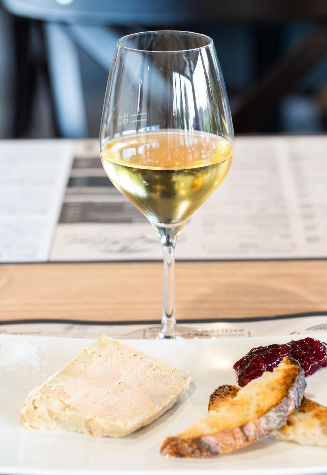 restaurant saint contest atelier gourmand foie gras